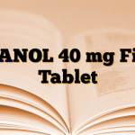 SPANOL 40 mg Film Tablet