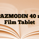 SPAZMODIN 40 mg Film Tablet