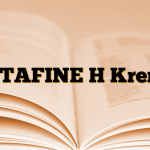 STAFINE H Krem