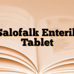 Salofalk Enterik Tablet