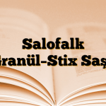 Salofalk Granül–Stix Saşe