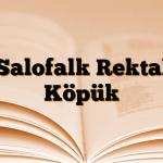 Salofalk Rektal Köpük