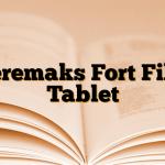 Seremaks Fort Film Tablet