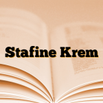 Stafine Krem