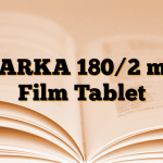 TARKA 180/2 mg Film Tablet