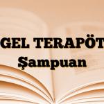 T/GEL TERAPÖTİK Şampuan