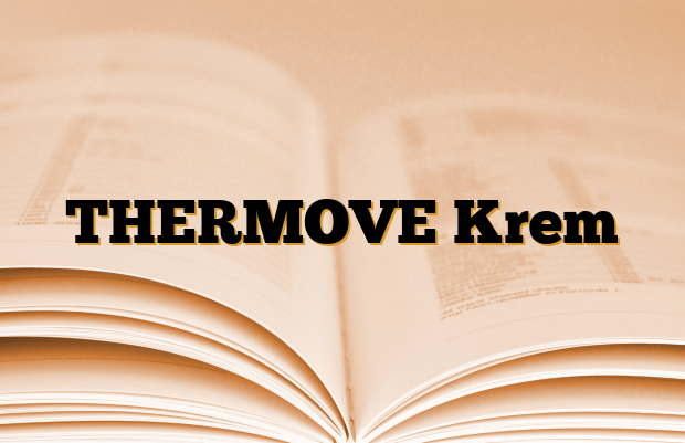 THERMOVE Krem