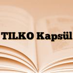 TILKO Kapsül