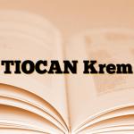 TIOCAN Krem