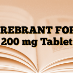 TIREBRANT FORT 200 mg Tablet