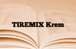 TIREMIX Krem
