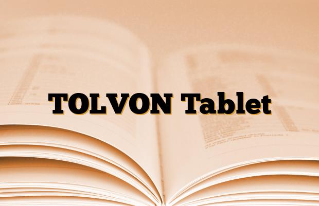 TOLVON Tablet