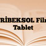 TRİBEKSOL Film Tablet
