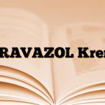 TRAVAZOL Krem