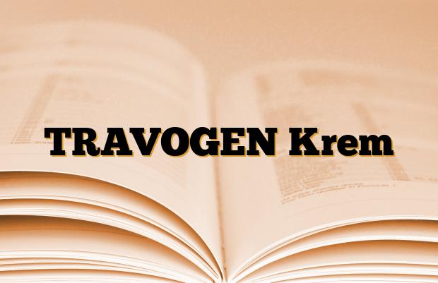 TRAVOGEN Krem
