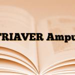 TRIAVER Ampul