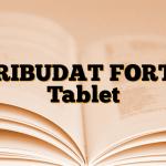 TRIBUDAT FORTE Tablet