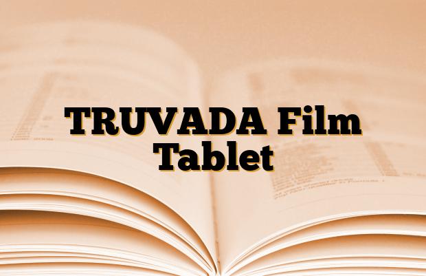 TRUVADA Film Tablet