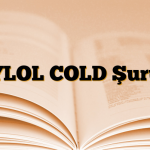 TYLOL COLD Şurup