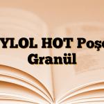 TYLOL HOT Poşet Granül