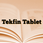 Tekfin Tablet