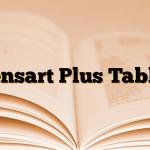 Tensart Plus Tablet