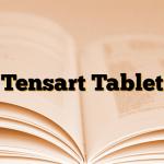 Tensart Tablet