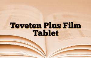 Teveten Plus Film Tablet