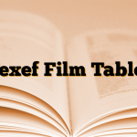 Texef Film Tablet