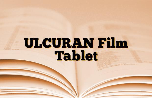 ULCURAN Film Tablet