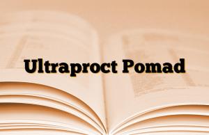 Ultraproct Pomad