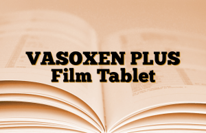 VASOXEN PLUS Film Tablet