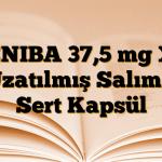 VENIBA 37,5 mg XR Uzatılmış Salımlı Sert Kapsül