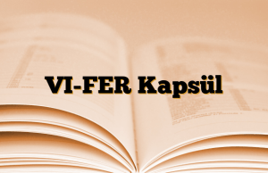 VI-FER Kapsül