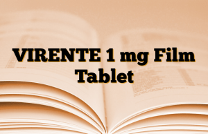 VIRENTE 1 mg Film Tablet