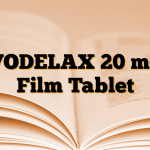 VODELAX 20 mg Film Tablet