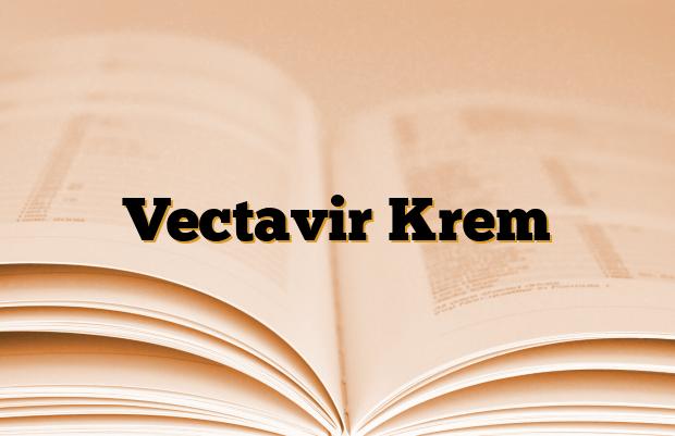 Vectavir Krem