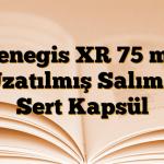 Venegis XR 75 mg Uzatılmış Salımlı Sert Kapsül
