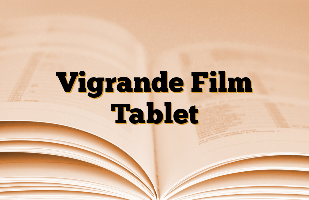 Vigrande Film Tablet