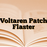 Voltaren Patch Flaster