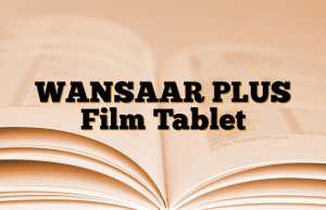 WANSAAR PLUS Film Tablet