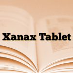 Xanax Tablet
