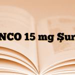 ZINCO 15 mg Şurup