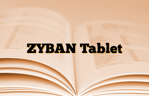 ZYBAN Tablet