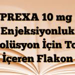 ZYPREXA 10 mg IM Enjeksiyonluk Solüsyon İçin Toz İçeren Flakon