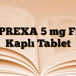 ZYPREXA 5 mg Film Kaplı Tablet