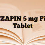 ZYZAPIN 5 mg Film Tablet