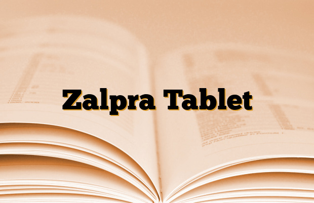 Zalpra Tablet
