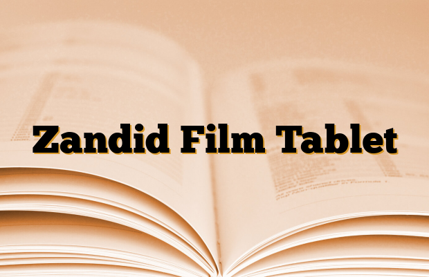 Zandid Film Tablet