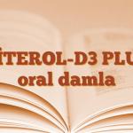 VİTEROL-D3 PLUS oral damla